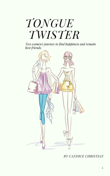 Cover for Tongue Twister