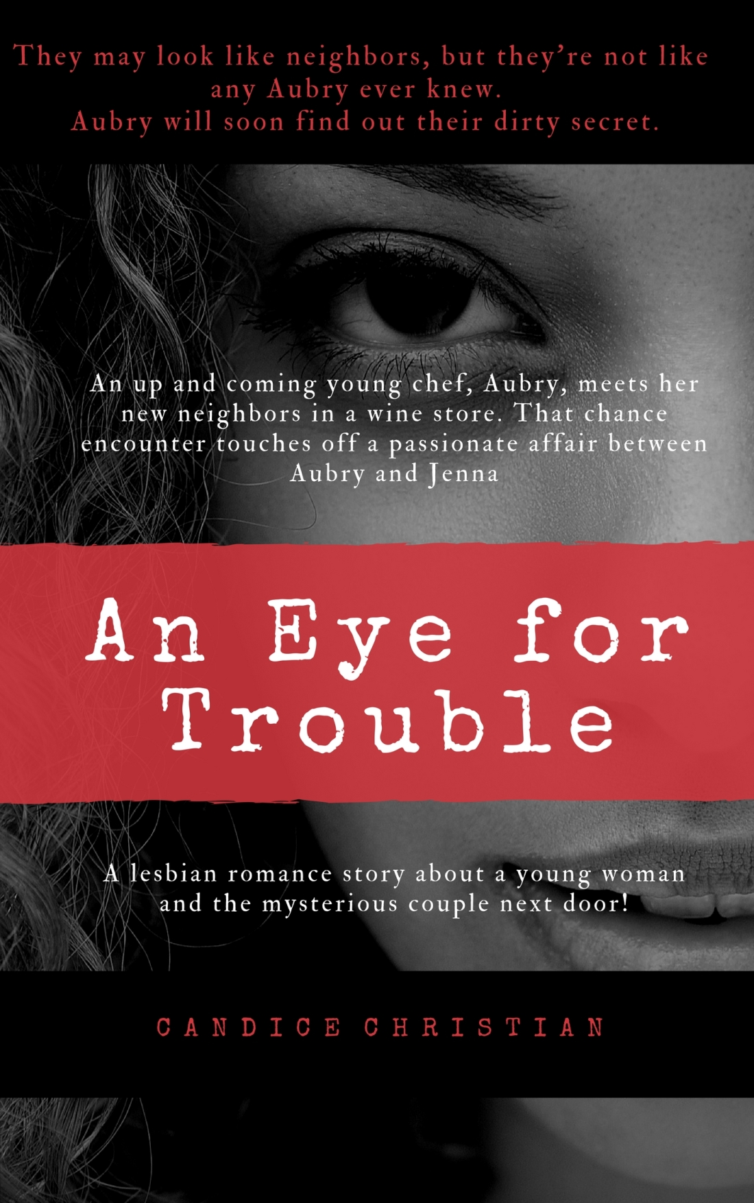 An Eye for Trouble