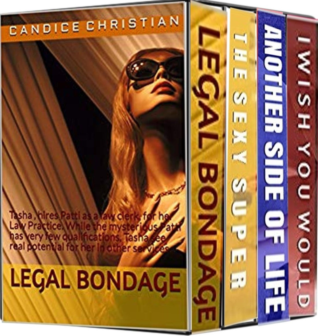 v2legal bondage bundle