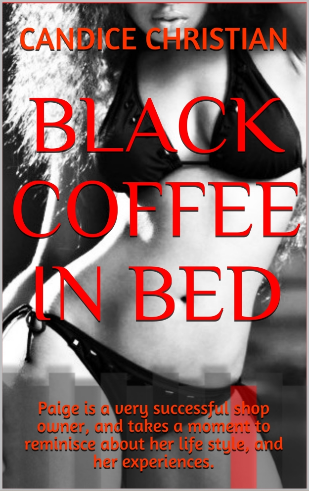 BLACK COFFEE IN BED FOR pb
