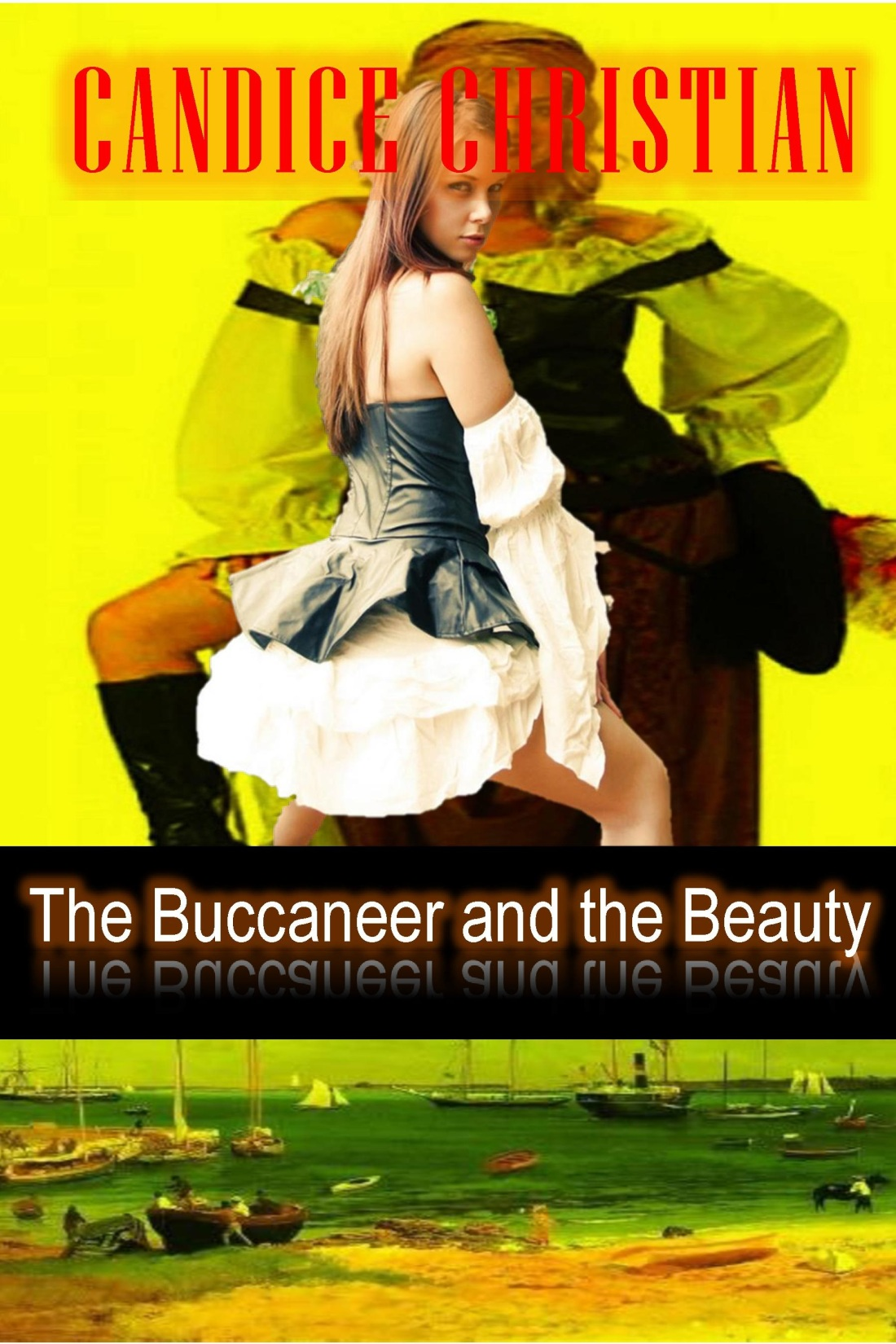 bUCCANEER AND THE BEAUTY COVER PDF