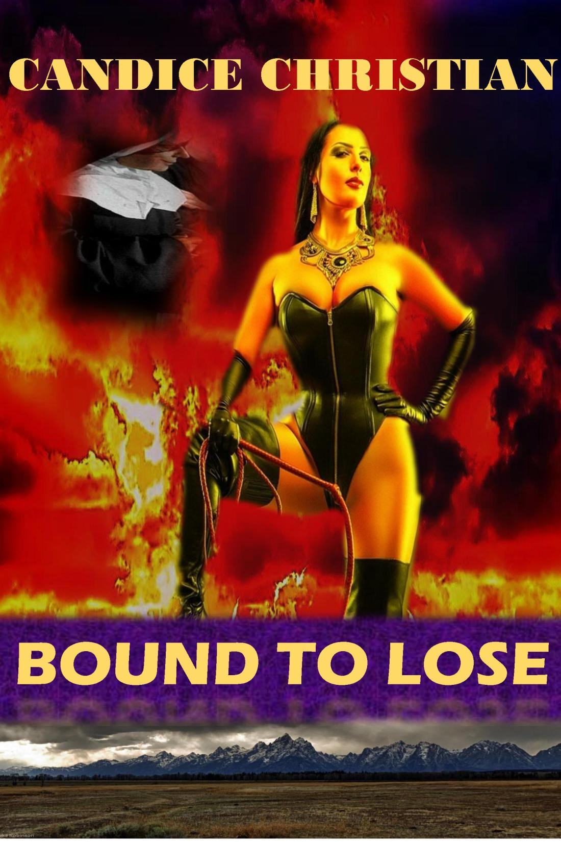 BOUND TO LOSE COVER ART
