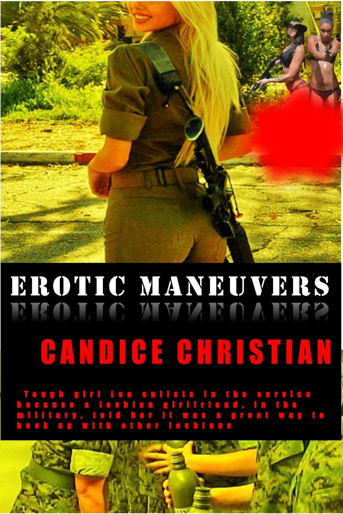 erotic maneuvers cover