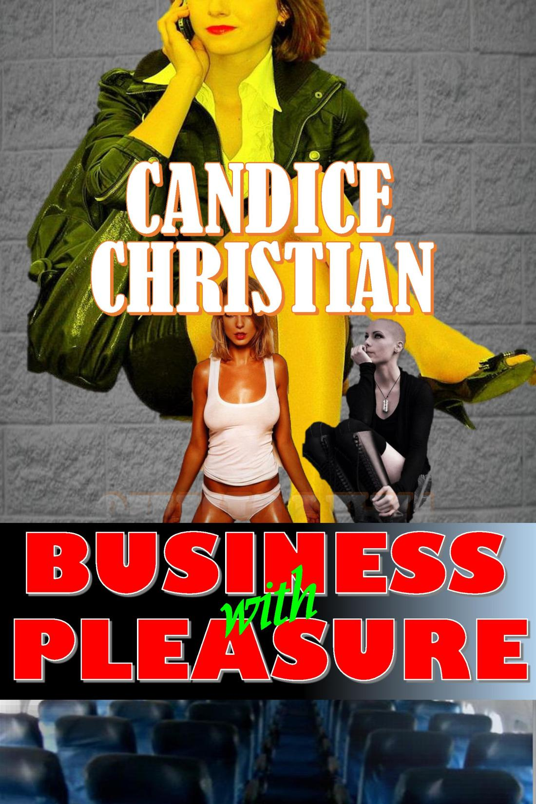 BUSINESS WITH PLEASURE COVER