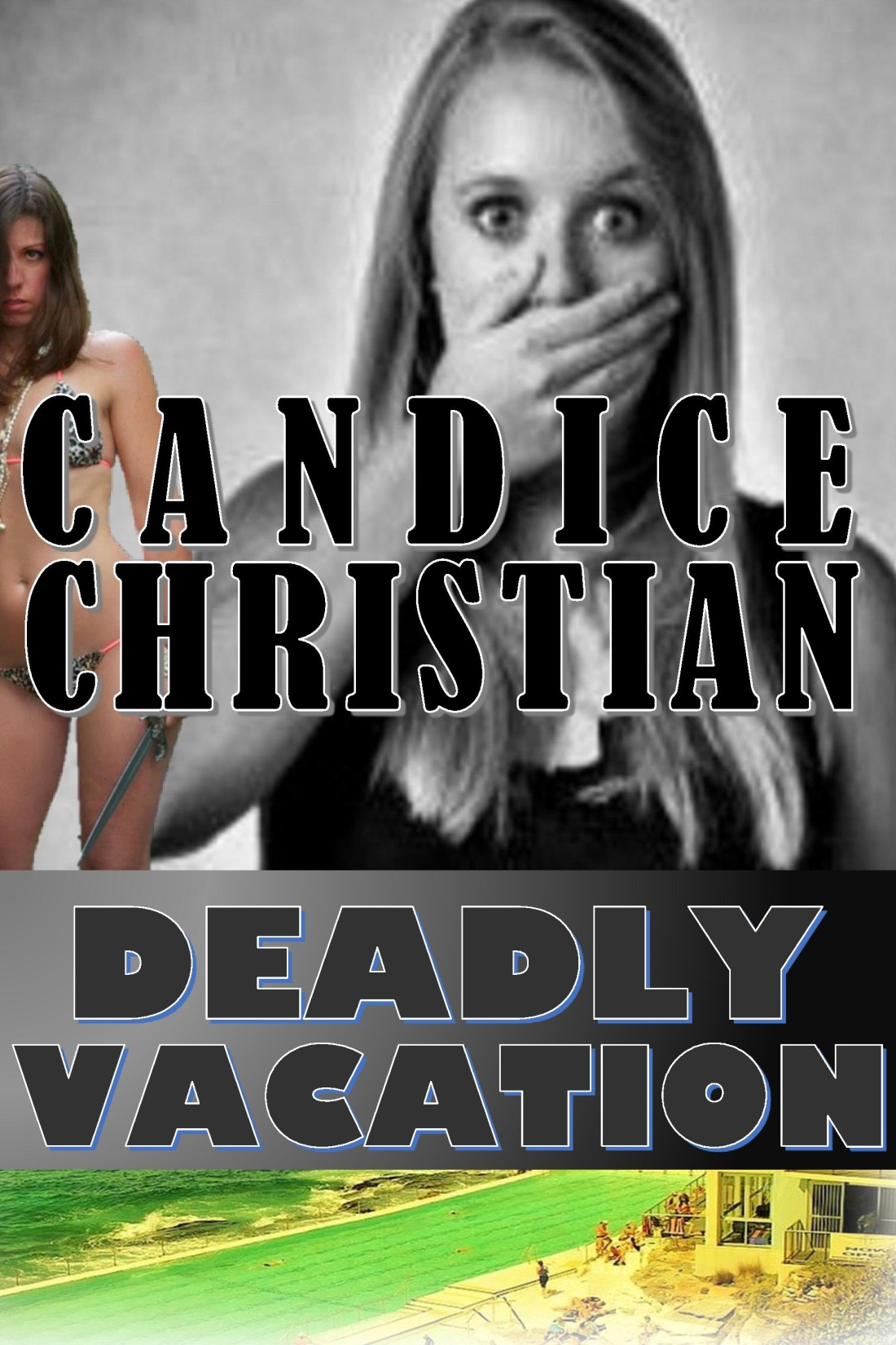 DEADLY VACATION COVER