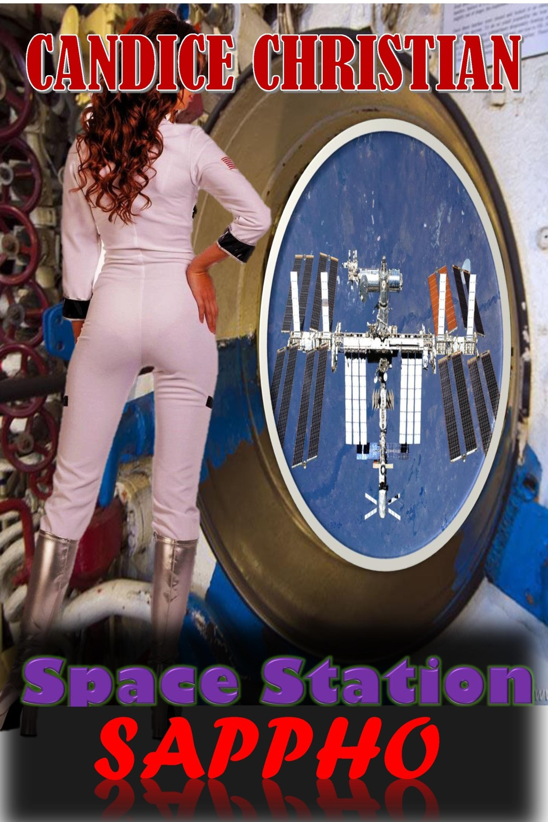 SPACE STATION SAPPHO COVER