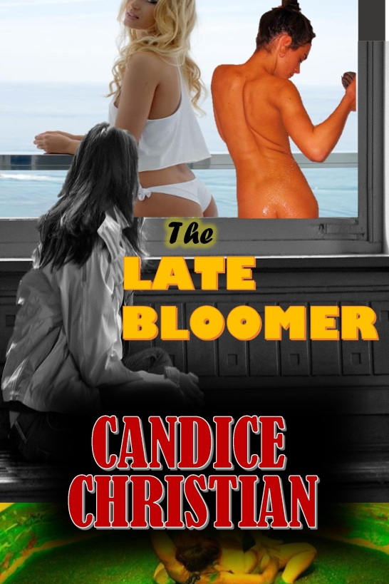 THE LATE BLOOME COVER
