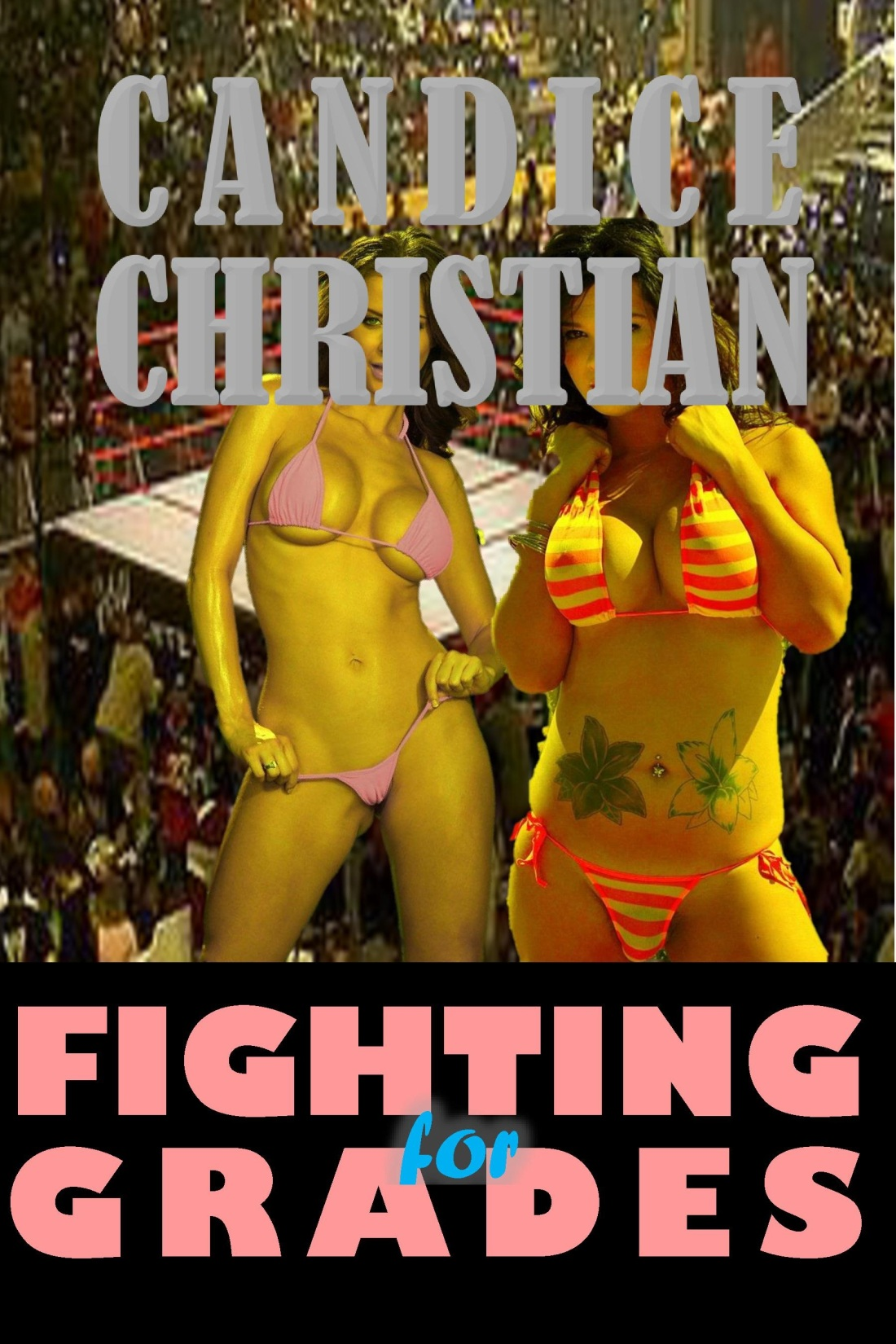 FIGHTING FOR GRADES COVER