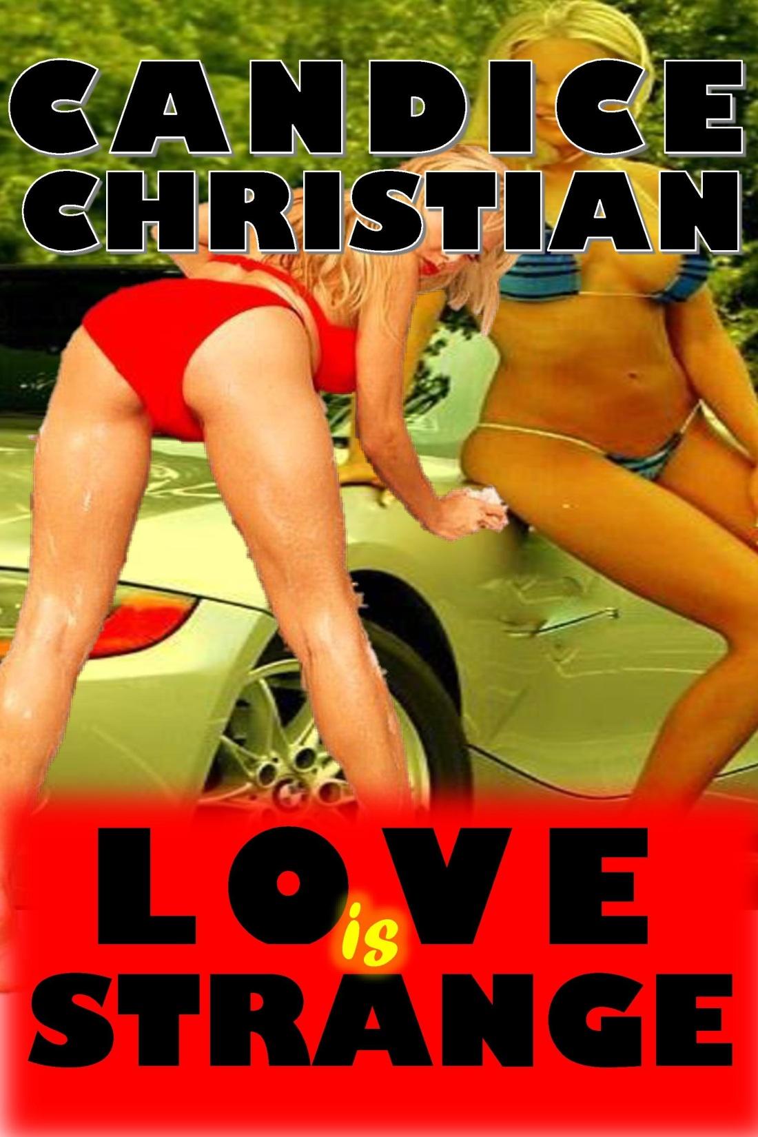 LOVE IS STRANGE COVER