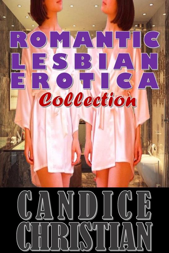 ROMANTIC LESBIAN EROTICA COVER