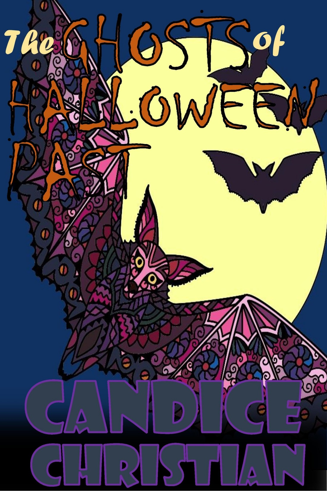 THE GHOSTS OF HALLOWEEEN PAST COVER RESIZED