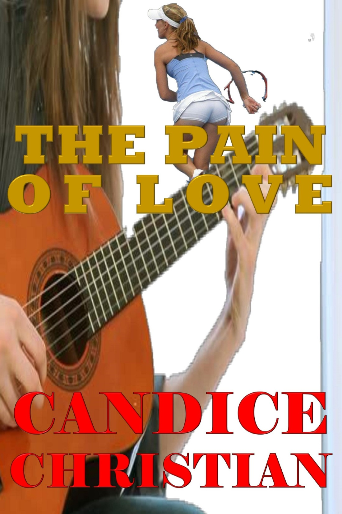 THE PAIN OF LOVE COVER-RESIZED