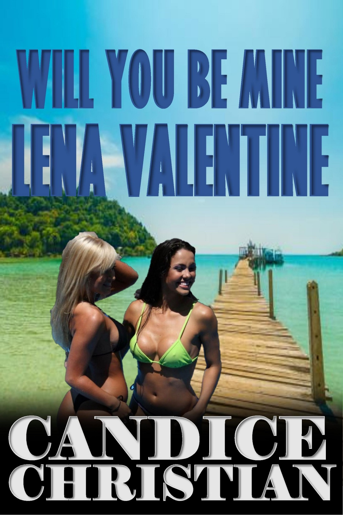 WILL YOU BE MINE LENA VALENTINE COVER-RESIZED