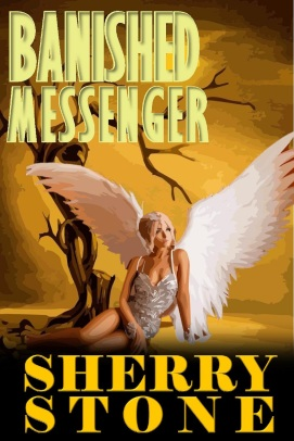 BANISHED MESSENGER COVER DO OVER-RESIZED